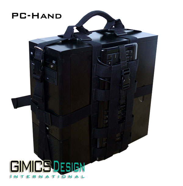 PC-HAND, PC carrying system